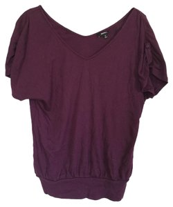 Express Top Orchid Purple