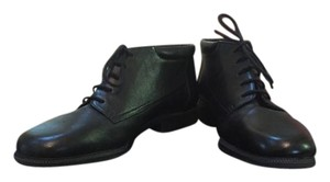 Worthington Lace Up Ankle Boot Black Boots