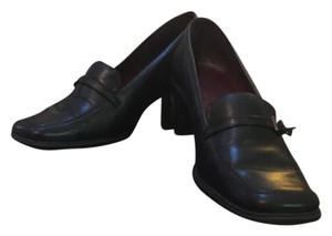 Bandolino Office Wear Leather Black Pumps