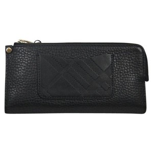 Burberry Lexi Leather Continental Wallet