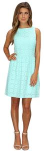Kensie short dress Light Blue on Tradesy