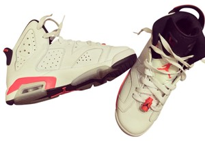 Jordan Infrared And White Athletic