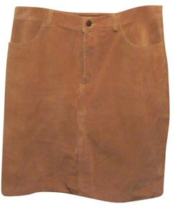 Eddie Bauer Skirt tan