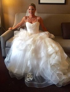 Vera Wang Ballroom Wedding Dress