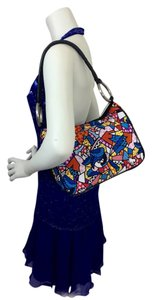 Donald J. Pliner Graffiti Graffiti Purse Graffiti Rare Unique J Handbag J Graffiti Style Graffiti Style Purse Shoulder Bag