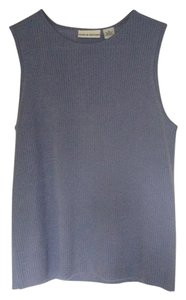 Croft & Barrow Sweater Sleeveless Top Lavender