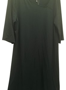 Eileen Fisher short dress Green on Tradesy