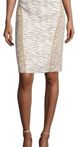 Lafayette 148 New York SALE! Skirt Raffia Multi