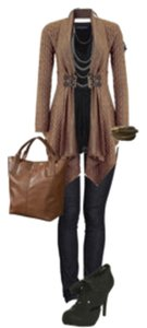 Other Tan British Tan Tote in Cognac-British Tan