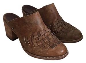 FreeBird Brown Mules