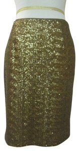 Banana Republic Skirt bronze