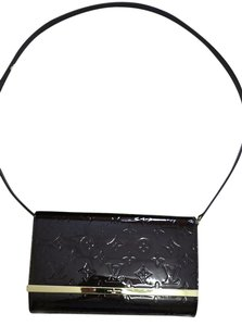 Louis Vuitton Lv Vernis Clutch Monogram Cross Body Bag