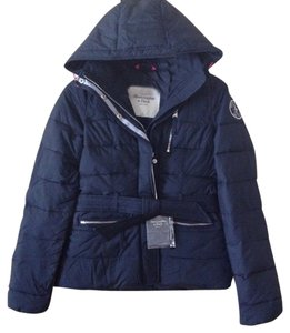 Abercrombie & Fitch Parka Puffer Jacket Coat