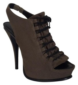 Elizabeth and James Canvas Platform Military Green Platforms