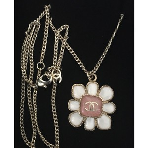 Chanel Chanel Classic CC 2016 Paris Seoul Flower Blossom Necklace