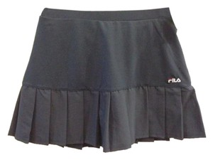 Fila Fila Navy Pleated Tennis Skirt
