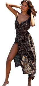 cheetah Maxi Dress by Melissa Odabash