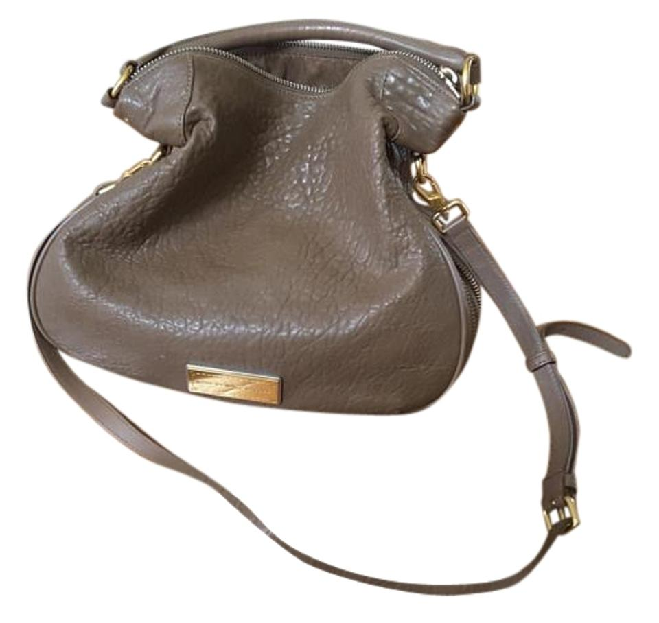 7eee477e776 Marc by Marc Jacobs Washed Up Billy Hobo Earth Brown Leather ...