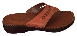 Dr. Scholl's Honey brown Mules