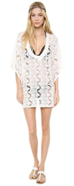 Item - Cream Cammy Cover-up/Sarong Size OS (one size)