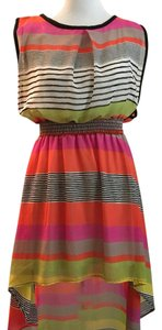 5th Culture short dress Multi on Tradesy