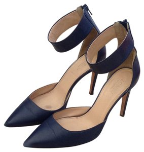 J.Crew Navy Pumps