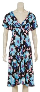 Temperley London short dress Blue on Tradesy