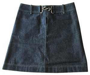 Chlo Skirt Marine blue