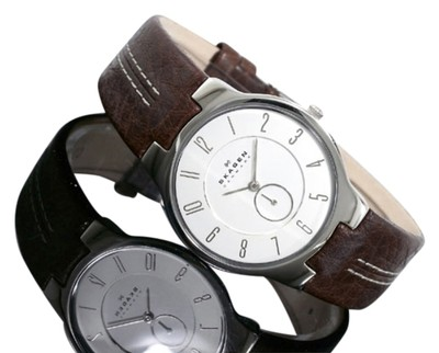 how to get the back off a skagen watch