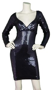 Ozbek Sequins Sparkles Dress