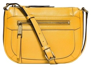Michael Kors Sunflower Messenger Bag