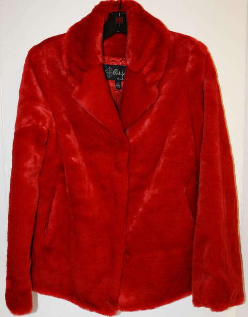 Artifacts the Collection Faux Size Small Nordstrom Fur Coat