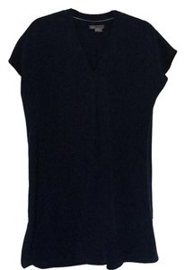 Vince short dress Blue on Tradesy