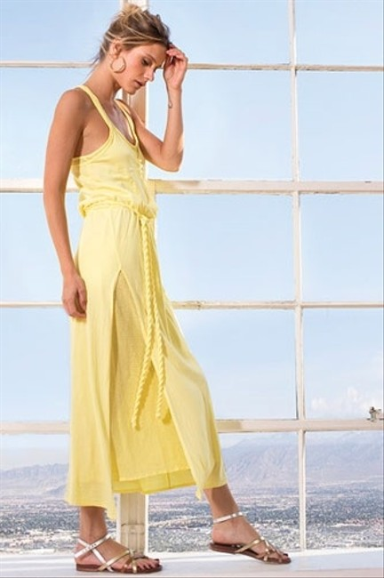 Pink Maxi Dress by SOLOW Maxi Summer