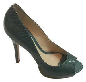 Alexandre Birman green Pumps