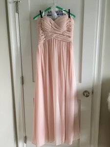 Bill Levkoff Blush Pink Style # 778 Dress