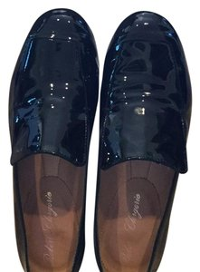 Robert Clergerie black patent leather Flats