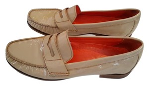 Cole Haan Patent Leather tan Flats