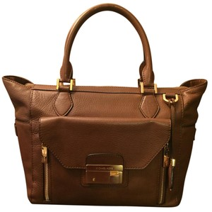 Michael Kors Satchel in Cinnamon