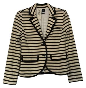 Juicy Couture Black and natural Blazer