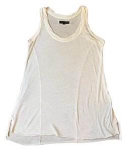 Rag & Bone Top Creamy off white
