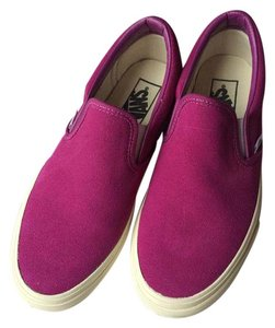 Vans Suede Violet Athletic