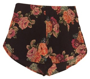 Ambiance Apparel Mini/Short Shorts Black