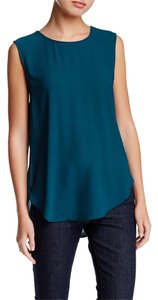 Willow & Clay Top Deep Teal
