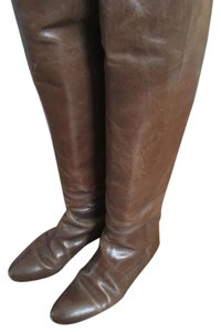 Loeffler Randall Sexy Fashion City Nyc Leather elephant (it's a taupe ish color, very pretty) Boots