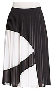 Bailey 44 Skirt Black & white