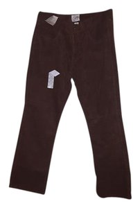 St. John Trouser Pants Brown