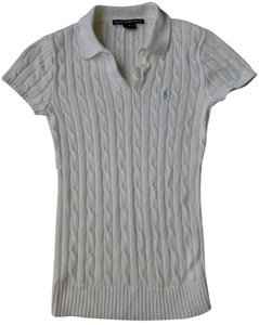 Ralph Lauren Polo Short Sleeve Sweater