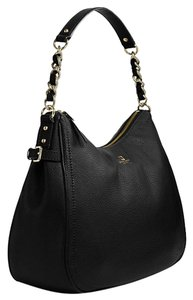Kate Spade Leather Gold Hardware Classic Day To Night Hobo Shoulder Bag