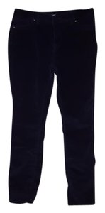 Roz & Ali Boot Cut Pants Navy